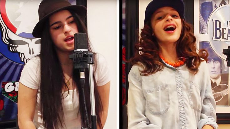 Three Young Friends Team Up And Cover The Beatles 'Here Comes The Sun,' And The Result Is Breathtaking! | Society Of Rock Videos