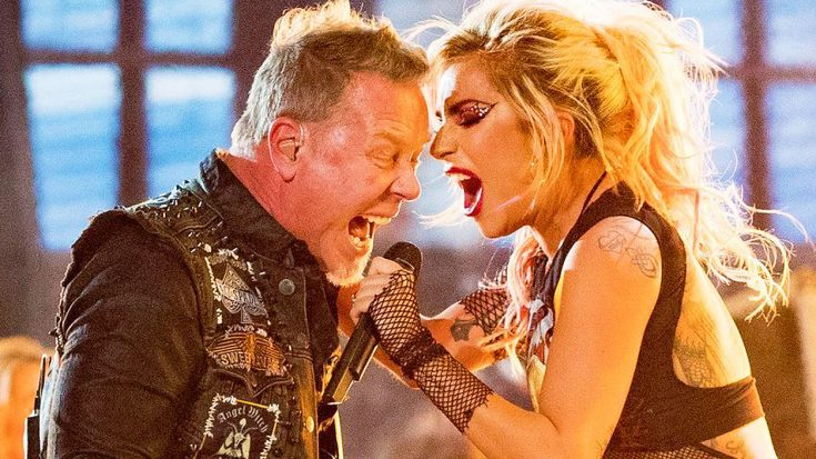 Will Metallica And Lady Gaga Ever Collaborate Again? James Hetfield Reveals The True Answer…. | Society Of Rock Videos