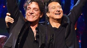 Exclusive: Read The Unheard Letter Neal Schon Had Planned To Read To Steve Perry At Journey's Induction!