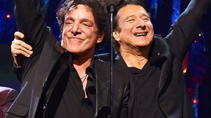 Exclusive: Read The Unheard Letter Neal Schon Had Planned To Read To Steve Perry At Journey's Induction! | Society Of Rock Videos