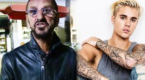 Paparazzi Compares The Beatles To Justin Bieber, And Ringo Starr's Response Is Priceless!