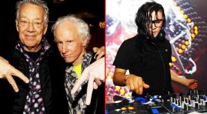 Members of The Doors Hear Dubstep For The First Time, And The Looks On Their Faces Says It All….