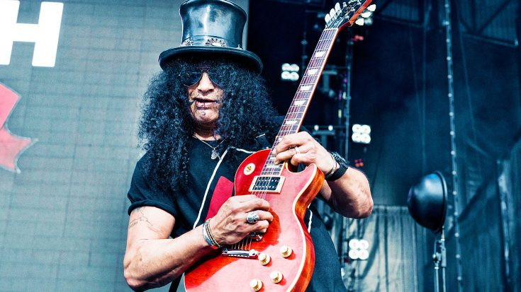 Welcome To The Future: Slash's Upcoming Charity Performance Will Be Broadcast In Virtual Reality! | Society Of Rock Videos
