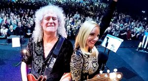 Brian May Stars In Brand New Music Video And His Guitar Playing Is As Sharp As Ever!