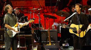"Eric Clapton, Paul McCartney and Ringo Starr Perform ""Something"" – It Might Be The Best We've Ever Heard"