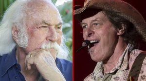 David Crosby And Ted Nugent Face Off In Epic War Of Words