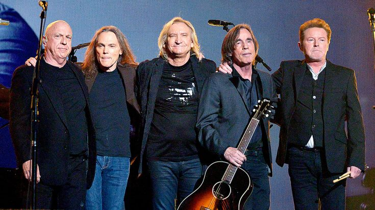 The Eagles' Return Is Approaching Quick And This Member Is Ready For What The Future Holds! | Society Of Rock Videos