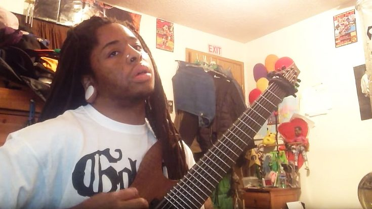 "Metalhead Performs The ""Hardest"" Guitar Cover In The World – Your Mind Will Be Blown! 