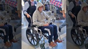 Eric Clapton Spotted In Wheelchair, And Fans Are Beyond Worried
