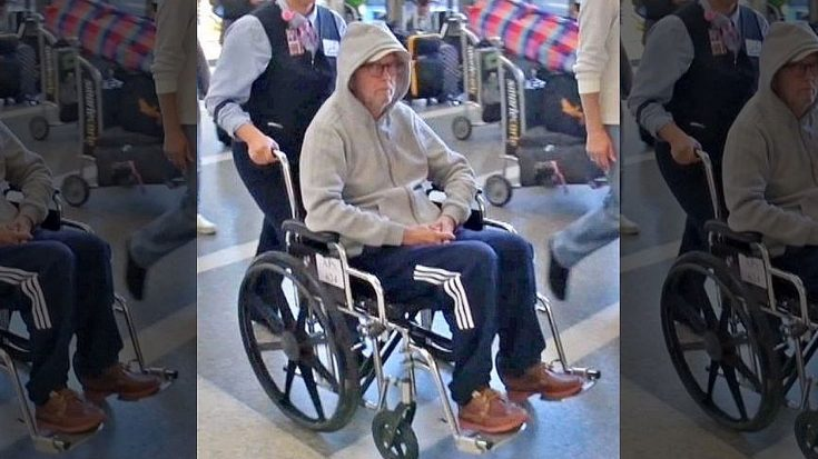 Eric Clapton Spotted In Wheelchair, And Fans Are Beyond Worried   Society Of Rock Videos