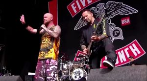 "This Crowd Can't Get Enough Of Five Finger Death Punch's Cover Of ""Bad Company"" And It's Obvious Why!"