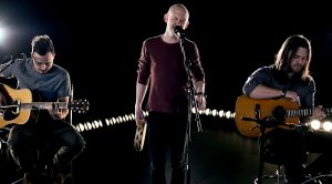 "It's A Foot Stompin' Good Time As The Fray's ""Love Don't Die"" Gets The Acoustic Royal Treatment"