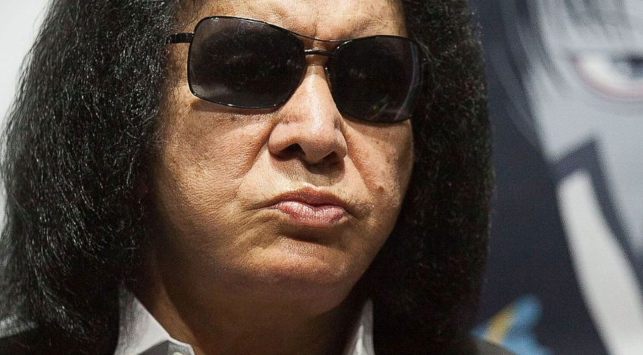 Gene Simmons Has Some Harsh Words For The Music Industry ...
