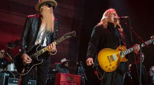 "Billy Gibbons And Warren Haynes Catch The ""Workin' Man Blues"" In Rockin' Tribute To Merle Haggard"