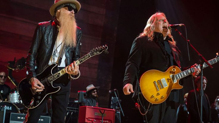 "Billy Gibbons And Warren Haynes Catch The ""Workin' Man Blues"" In Rockin' Tribute To Merle Haggard 
