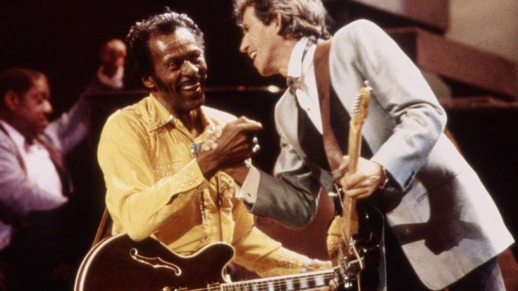Keith Richards' Story Of Getting Punched In The Face By Chuck Berry Is Surprisingly Heartwarming | Society Of Rock Videos