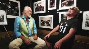 Mick Fleetwood Vents To Sammy Hagar About His Past And Sammy Can't Help But Laugh…