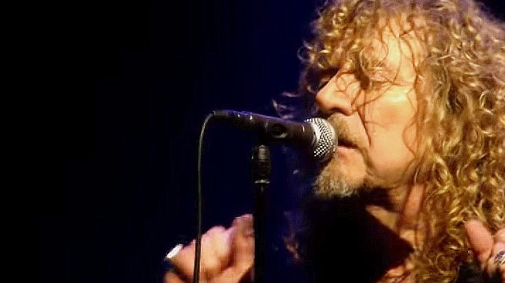 "Led Zeppelin Refine Their Craft With Enchanting Rendition Of ""No Quarter"" Live At Celebration Day 