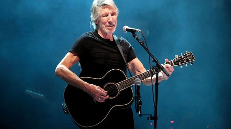 "Roger Waters' Snarling New Song ""Smell The Roses"" Reminds Us Of A Certain Legendary Rock Band"