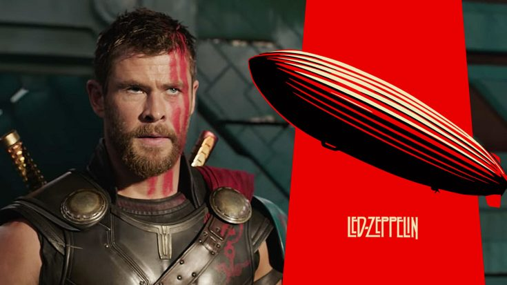 """Immigrant Song"""" Is Showcased in New """"Thor: Ragnarok"""" Trailer"""
