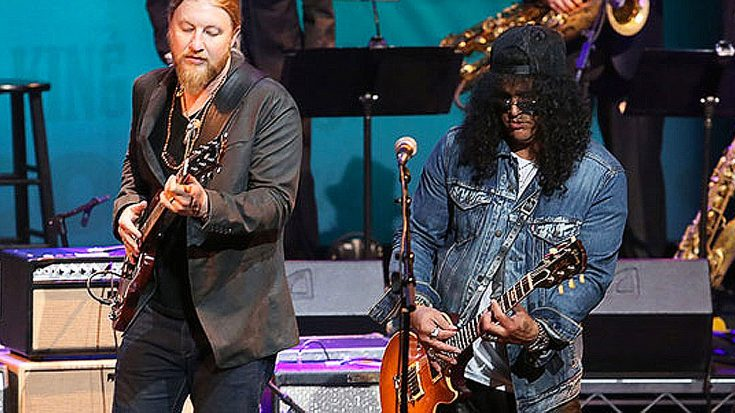 "It's A Tribute Fit For A 'King' When Derek Trucks Teams Up With Slash, Joe Bonamassa For ""The Thrill Is Gone"" 