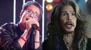 "Young Boy Sings ""Dream On"" On The Voice And These Judges Are Stunned By What They Just Heard!"