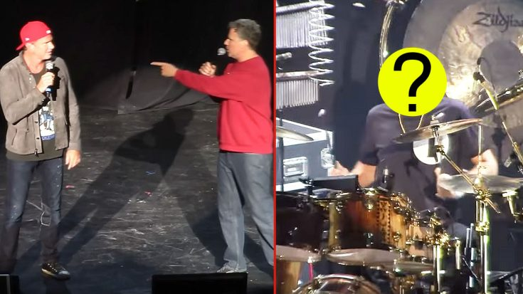 Will Ferrell Is Challenged To Another Drum-Off, Only This Time A Rock Legend Comes To Will's Rescue! | Society Of Rock Videos