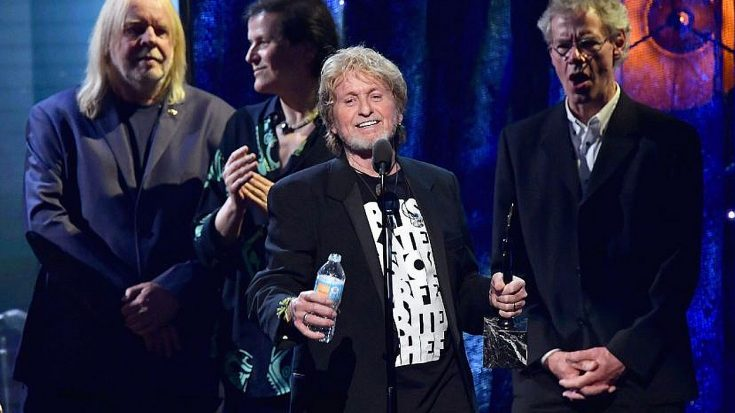 Yes Get Hilarious (And A Little Dirty) For Their Rock Hall Induction Speech, And It's Everything We Wanted | Society Of Rock Videos