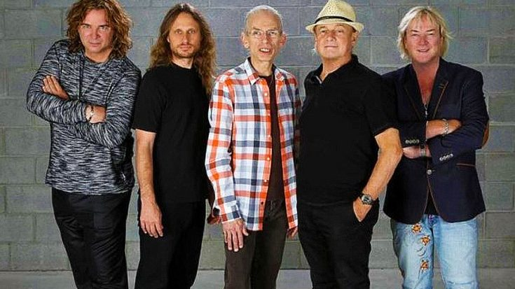 Yes Say 'Yes' To A Summer 2017 Tour, And You'll Love Who They're Bringing Along For The Ride!   Society Of Rock Videos