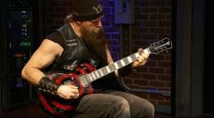 Zakk Wylde Smooths Things Out With A Laid Back Jam That'll Have You Kicking Your Feet Up!