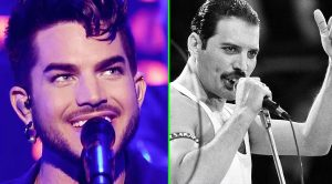 Adam Lambert Spills New, Exclusive Details On The Upcoming Freddie Mercury Biopic!