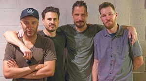Caught On Camera: Surviving Members of Audioslave Honor Chris Cornell With Emotional Tribute