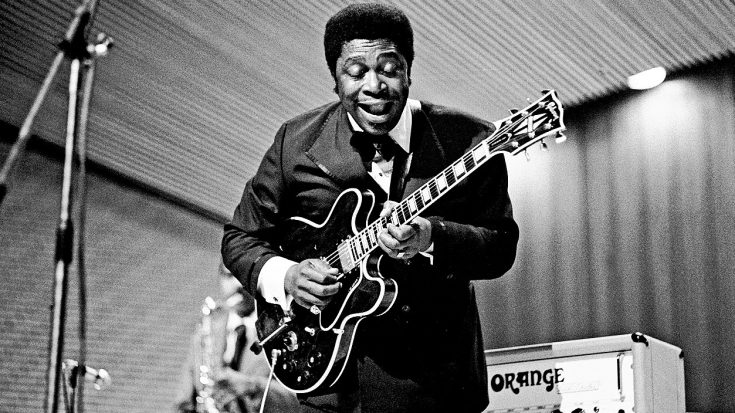 On This Day 2 Years Ago, B.B. King Passed Away—Relive His Legacy With His Greatest Solo Ever! | Society Of Rock Videos