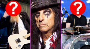 Alice Cooper Reveals Special Guests For Upcoming Album, And List Is Too Good To Be True!
