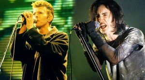 David Bowie Joins Forces With Nine Inch Nails For Haunting Cover Of 'Hurt,' And It's Chilling!