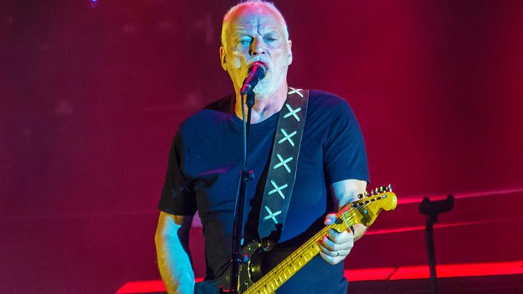 David Gilmour Announces A Special, One Night Only Event That Pink Floyd Fans Won't Want To Miss! | Society Of Rock Videos