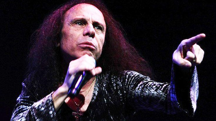 7 Years Ago, Ronnie James Dio Passes Away—Relive This Epic 'Holy Diver' Performance In His Honor! | Society Of Rock Videos