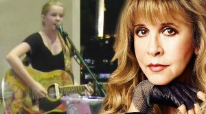 Young Girl Steals Open Mic Show With Breathtaking Performance of Fleetwood Mac's 'Landslide'!
