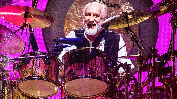 Mick Fleetwood Smashes Incredible, Thunderous Drum Solo That Blows The Crowd Away! | Society Of Rock Videos