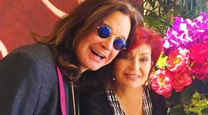 Ozzy And Sharon Osbourne Share Exciting News, And We Can't Stop Smiling!