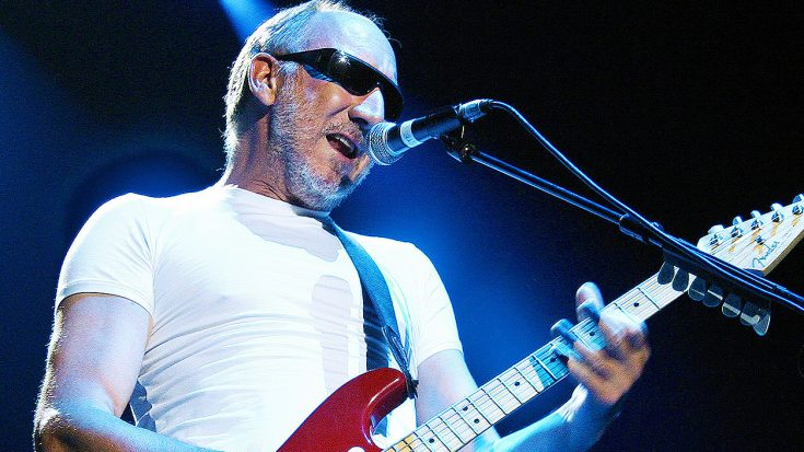 Today We Wish Pete Townshend A Happy 72nd Birthday, & Look Back At One Of His Most Iconic Performances! | Society Of Rock Videos