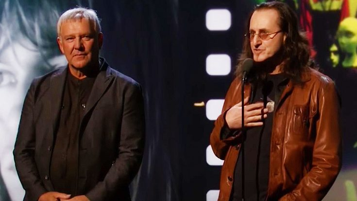 Rush Recall Untold Stories In Heartfelt Induction Speech For Yes At Rock Hall Ceremony! | Society Of Rock Videos