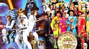 Worlds Collide When Star Wars Meets The Beatles In This Epic Mashup You Won't Ever Forget!