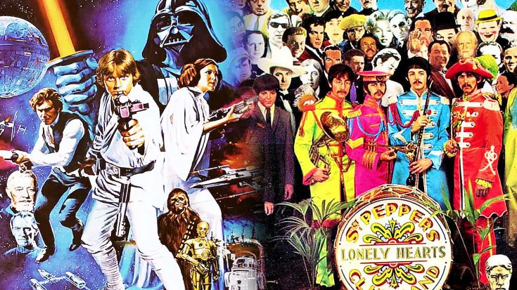 Worlds Collide When Star Wars Meets The Beatles In This Epic Mashup You Won't Ever Forget! | Society Of Rock Videos