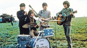 Rare Behind-The-Scenes Footage of The Beatles' 'Help!' Surfaces, And You Have To See It To Believe It!