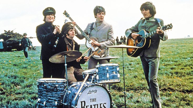 Rare Behind-The-Scenes Footage of The Beatles' 'Help!' Surfaces, And You Have To See It To Believe It! | Society Of Rock Videos