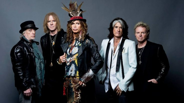 Footage Of Aerosmith's Final Tour Has Just Surfaced – It's The Beginning Of The End | Society Of Rock Videos