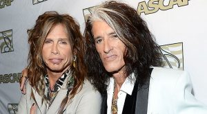 Steven Tyler & Joe Perry Welcome New Grandchildren On The Same Day! (Photos)