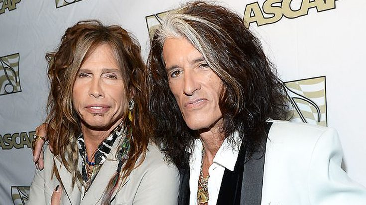 Steven Tyler & Joe Perry Welcome New Grandchildren On The Same Day! (Photos) | Society Of Rock Videos