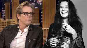 Kevin Bacon Reveals The Gift Janis Joplin Gave To Him When He Was Just 9 Years Old